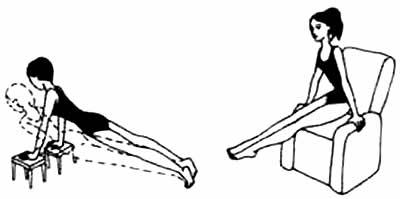 укрепление мышц груди