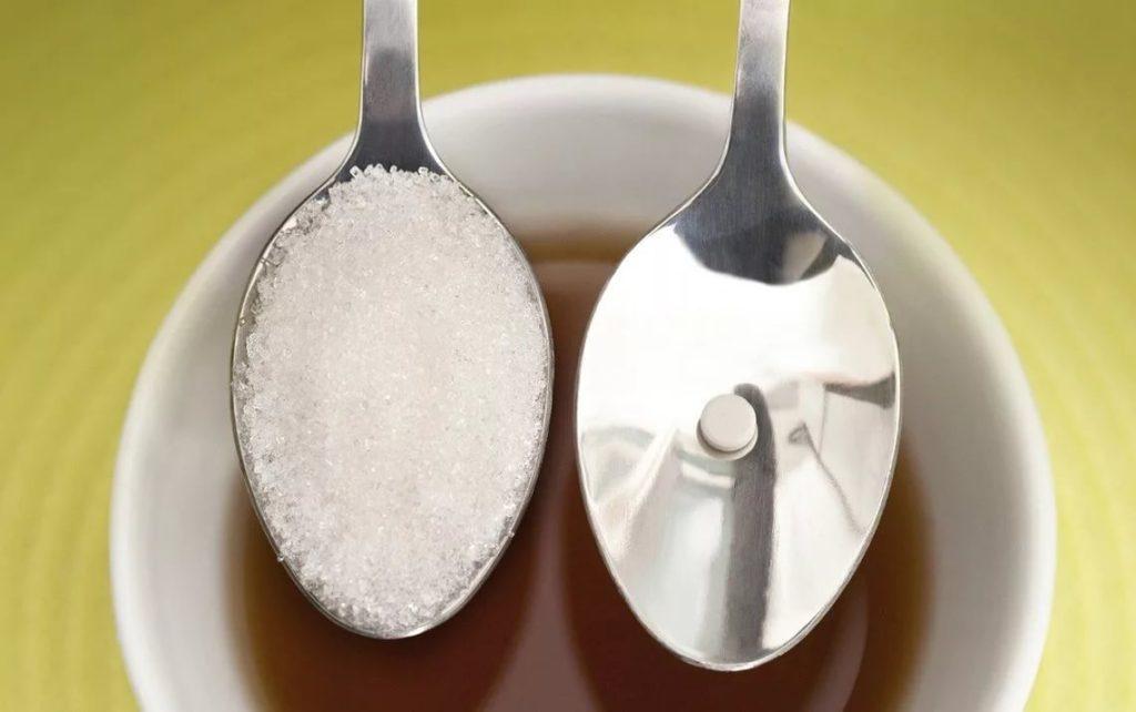 ЗаменителЬ сахара и влияние на организм