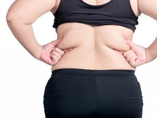 Violation of fat metabolism