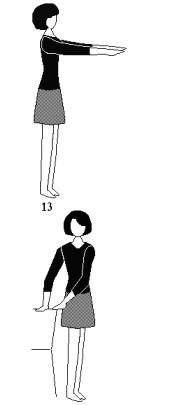 Комплекс упражнений производственной гимнастики для работающих сидя
