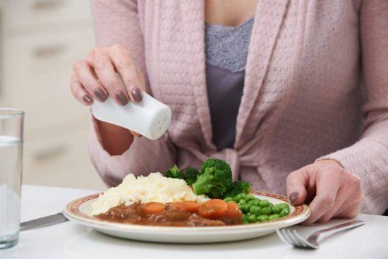 питание и контроль за массой тела