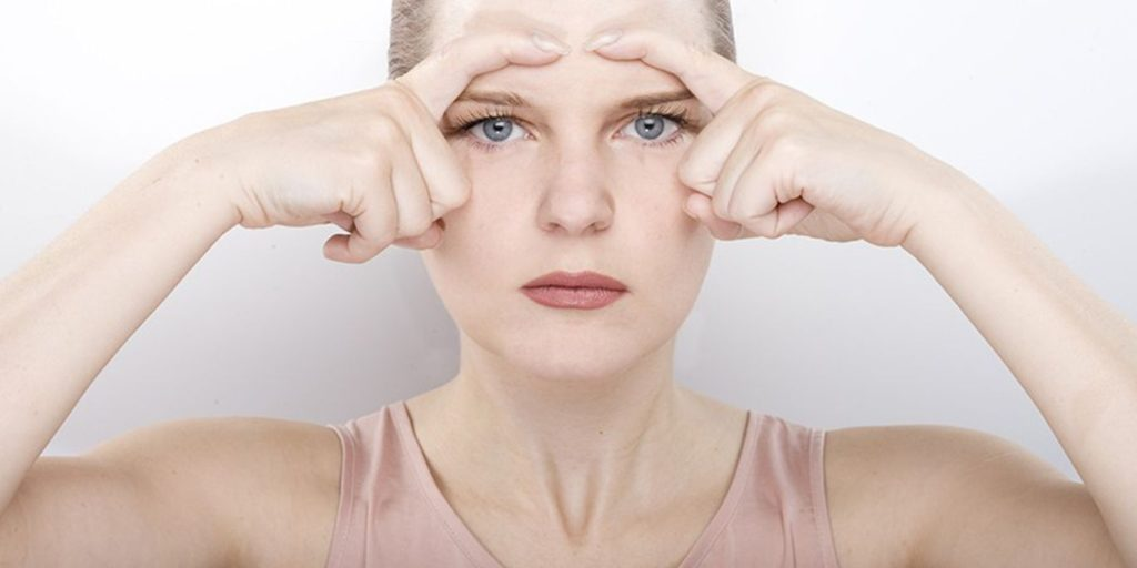 gymnastics for the face from wrinkles