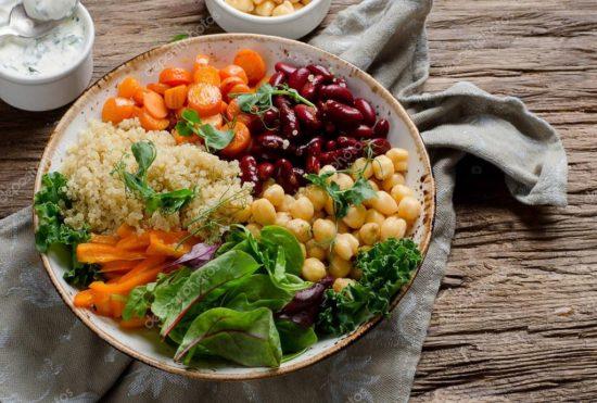 макробиотика питание