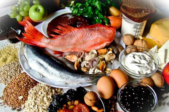Минеральные вещества в питании
