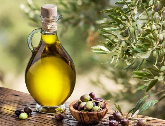 пальмитиновая и олеиновая кислоты