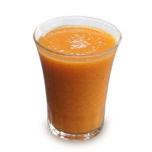 Смузи «Апельсиновый фейерверк»