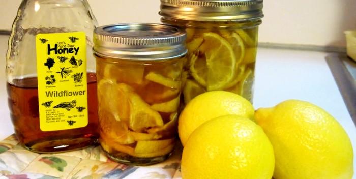 Из лимона можно делать закатки