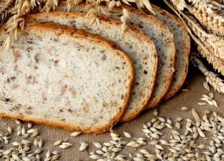 Белый хлеб и пшеница